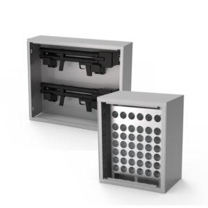 Шкафы для пулеметов и гранатометов